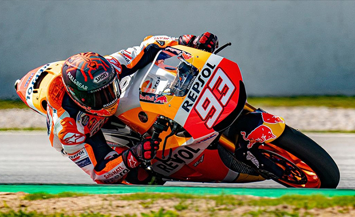 Zafer Marc Marquez'in