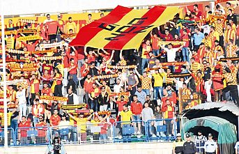 Göztepe Play Off'ta