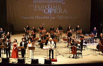 İzmir'de The Funtime of the Opera konseri