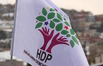 HDP'den 'ortak yayın' açıklaması